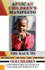 African Children's Manifesto