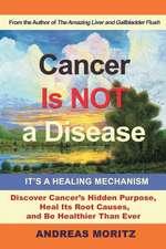 Cancer Is Not a Disease - It's a Healing Mechanism
