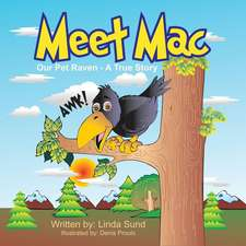 Meet Mac - Our Pet Raven - A True Story