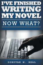 I've Finished My Novel