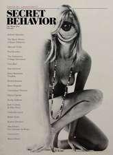 Secret Behavior, Issue 01:  Anonymity
