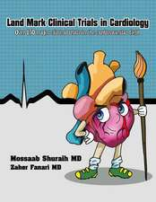 Land Mark Clinical Trials in Cardiology