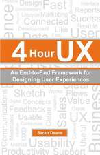 4 Hour UX