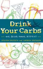 Drink Your Carbs