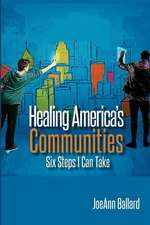 Healing America's Communities