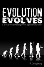 Evolution Evolves