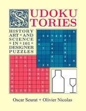 Sudoku Stories