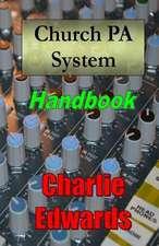 Church Pa System Handbook