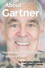 About Gartner