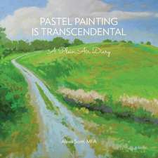 Pastel Painting Is Transcendental