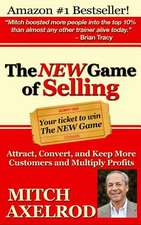 The New Game of Selling