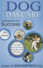 All about Dog Daycare:  A Blueprint for Success