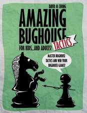 Amazing Bughouse Tactics for Kids...and Adults!
