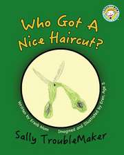 Who Got a Nice Haircut?