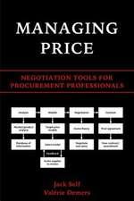 Managing Price