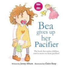 Bea Gives Up Her Pacifier
