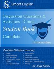 Smart English - Discussion Questions & Activities - China