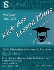 Kick-Ass Lesson Plans