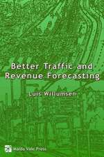 Better Traffic and Revenue Forecasting