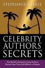 Celebrity Authors' Secrets