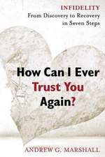 How Can I Ever Trust You Again?:  From Discovery to Recovery in Seven Steps