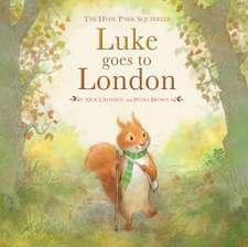 Luke Goes to London
