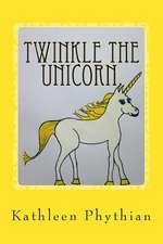 Twinkle the Unicorn.