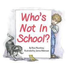 Who's Not in School?