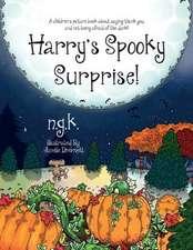 Harry's Spooky Surprise!