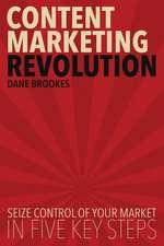 Content Marketing Revolution