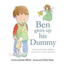Ben Gives Up His Dummy