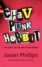 Chav Punk Hobbit