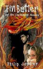 Fin Butler and the Clockwork Phoenix