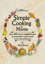 Simple Cooking at Home