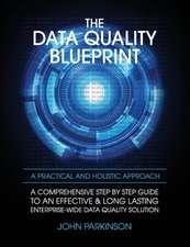 The Data Quality Blueprint