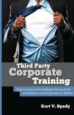 Third Party Corporate Training