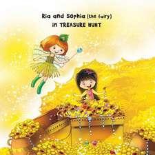 RIA and Sophia (the Fairy) in Treasure Hunt