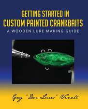 Getting Started in Custom Painted Crankbaits