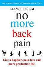 No More Back Pain