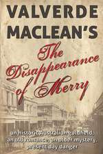 The Disappearance of Merry