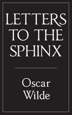 Letters to the Sphinx