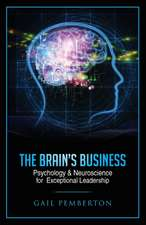 The Brain's Business