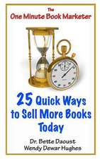 25 Quick Ways to Sell More Books Today