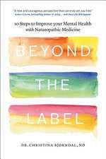 Bjorndal, C: Beyond the Label