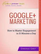 Google+ Workbook and Planner