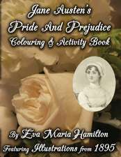 Jane Austen's Pride And Prejudice Colouring & Activity Book