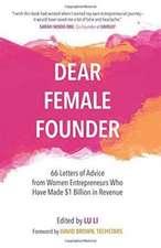 Dear Female Founder