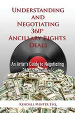 Understanding and Negotiating 360 Ancillary Rights Deals