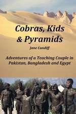 Cobras, Kids and Pyramids