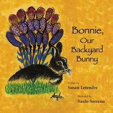 Bonnie, Our Backyard Bunny